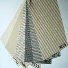 Solar Fabrics of Sunscreen Roller Blinds for Interior Decoration from Reliable Factory