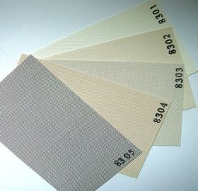 Performance Sunscreen Fabric for Interior Decoration with 1% Open