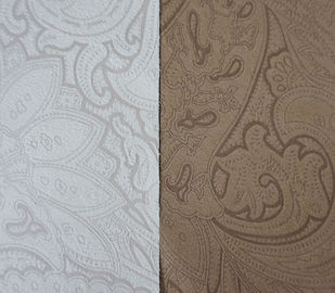 Faux Suede Roller Blinds fabric from China
