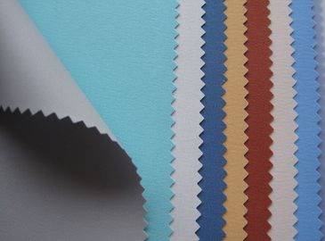 China Colourful Plain Fabric Roller Blind for windows decoration supplier