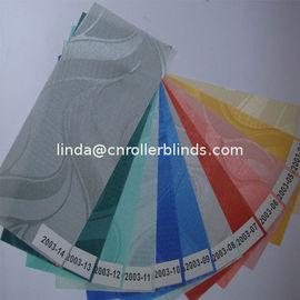 Room darkening Vertical shades