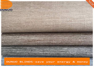 China Excellent value jacquard blackout roller blinds with rang colors supplier