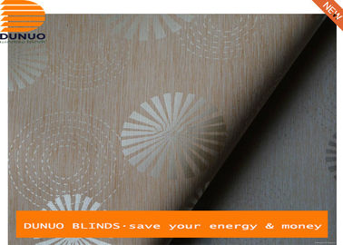 China Sun blocking window jacquard shades from Chinese factory supplier