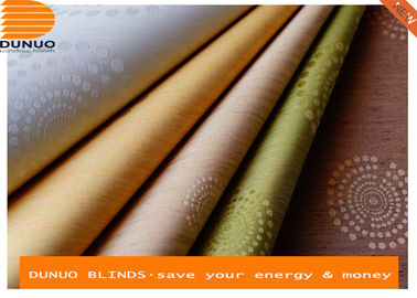 Roll Up Window Shades,Jacquard blackout roller blinds