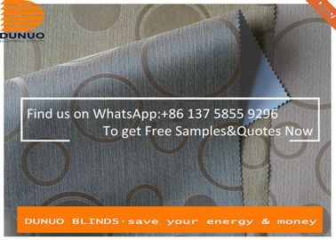 Roller blinds fabric, high quality reasonable price roller blinds fabric 100% polyester blackout roller shades fabric