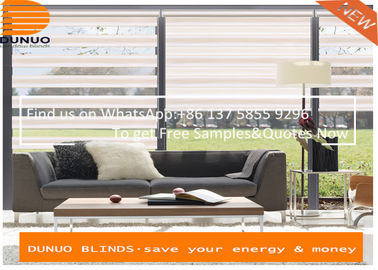 zebra blinds,roller blinds manufacturer and roller blinds supplier--China Dunuo Textile Company Limited.