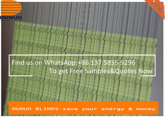 Pleat day and night roller blinds manufacturer and roller blinds supplier--China Dunuo Textile Company Limited.