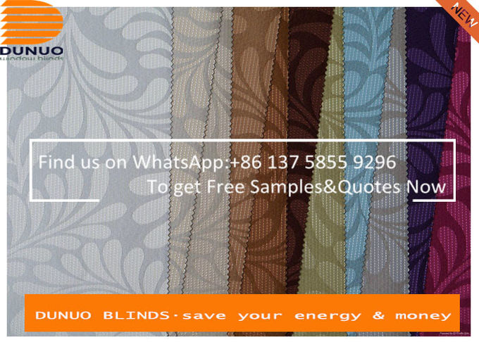 Wide selection of blackout jacquard roller blinds available to order online today